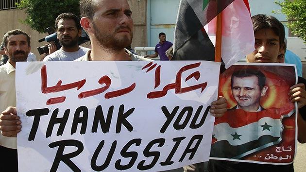 Oriente Medio, con la mira en el arma rusa