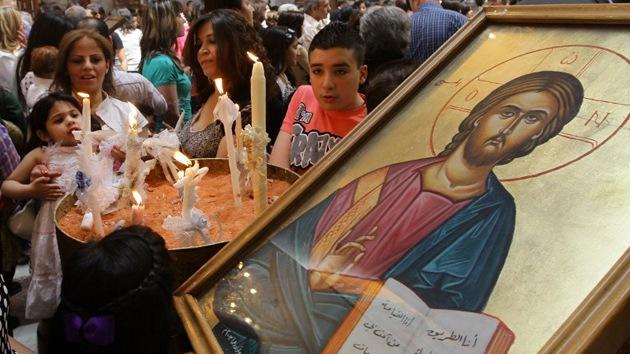 Los cristianos sirios podrían ser condenados al exterminio