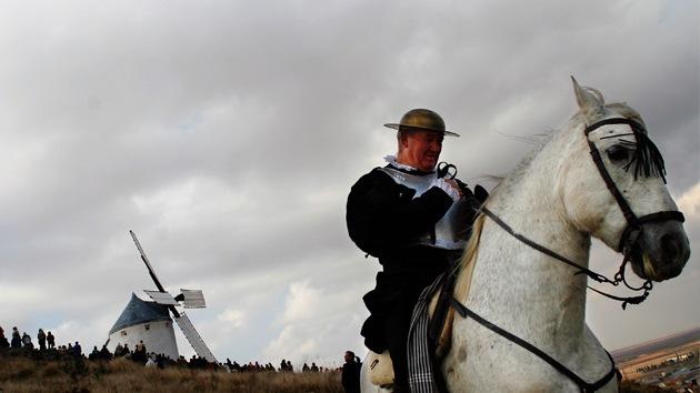 Encuentran documentos que avalan la historia real de 'Don Quijote'