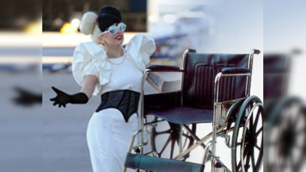 Lady Gaga causa indignación entre discapacitados por una actuación en silla de ruedas