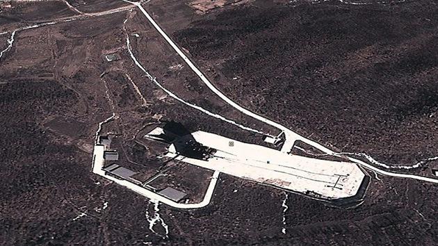 Satélite pone al descubierto que Corea del Norte ensayó motores de cohetes