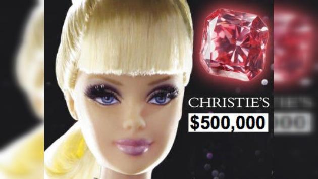 Medio millón de dólares por una muñeca Barbie