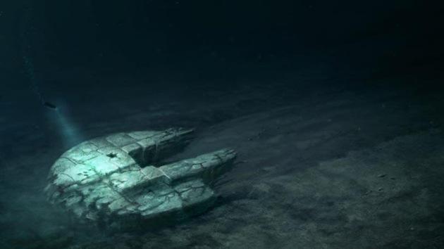 Comienzan la búsqueda de un ovni bajo el mar Báltico