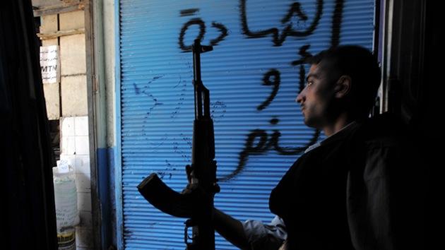 Espías alemanes y británicos guían a los rebeldes en el 'laberinto' sirio
