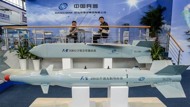 La crisis económica mundial no afecta al 'boom' del mercado de armas