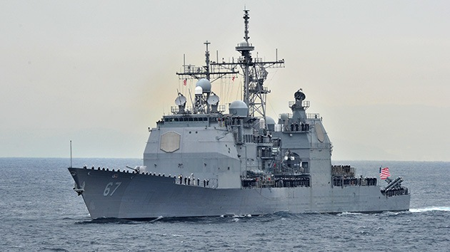 Corea del Sur, EE.UU. y Reino Unido inician ejercicios navales cerca de China