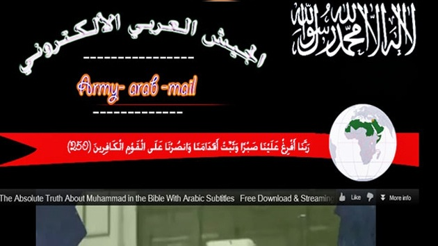 El filme antimusulmán alienta más protestas en la red: nace el Ejército Electrónico Árabe