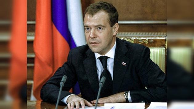 Medvédev: Los asesinos del juez Chuvashov serán castigados