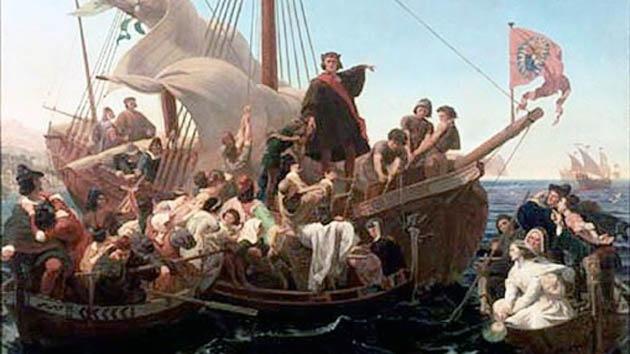 ¿Hallados los restos del buque insignia de Cristóbal Colón?