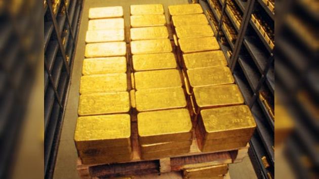 'El Dorado' no está en Londres: Chávez saca todo el oro venezolano de los bancos europeos