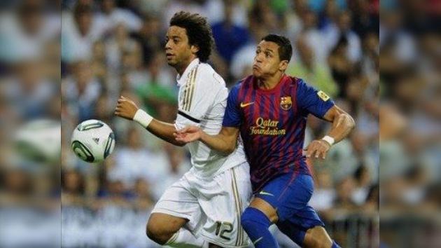 Supercopa: empate a dos en el partido de ida entre el Real Madrid y el FC Barcelona