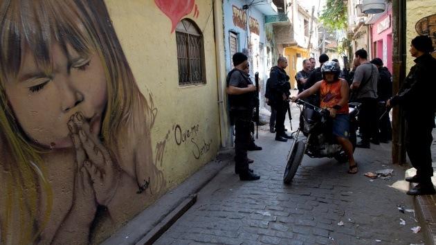 Autoridades brasileñas alertan de eventuales ataques del crimen organizado en el Mundial