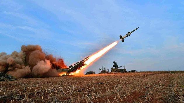 Seúl: Corea del Norte ya ha realizado en 2013 cinco pruebas de motor de sus misiles