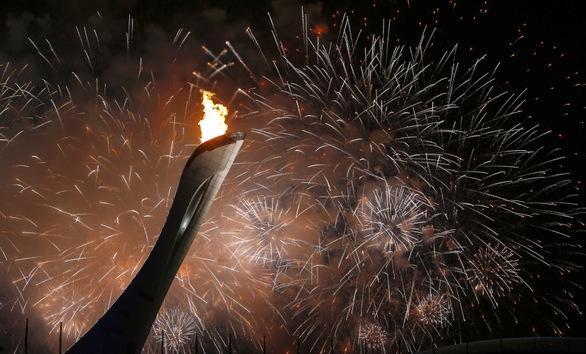 Espectacular ceremonia de inauguración de los Juegos Olímpicos de Invierno en Sochi