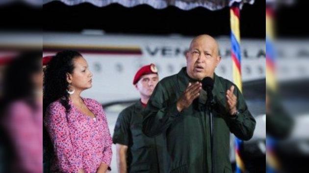 Chávez: 'Se recordará a Gaddafi como un mártir'