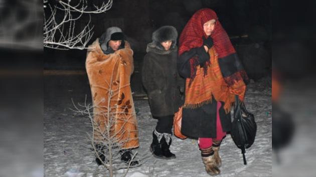 Nuevos temblores sacuden Siberia