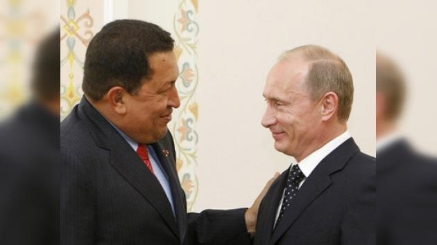Putin visitará Caracas el 2 de abril