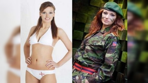 Reemplazan el  biquini por pruebas deportivas para 'Miss Inglaterra'