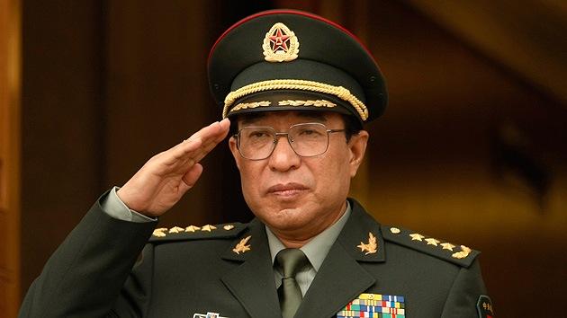 La expulsión del 'militar más poderoso de China' podría ser una demostración de poder político