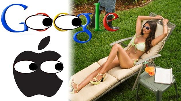 Alerta aérea: Google y Apple se convierten en el 'Gran Hermano'
