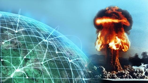 Los científicos advierten: una ciberguerra global sería igual que una atómica