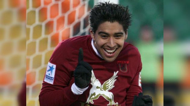 El ecuatoriano Christian Noboa firma por el Dinamo de Moscú