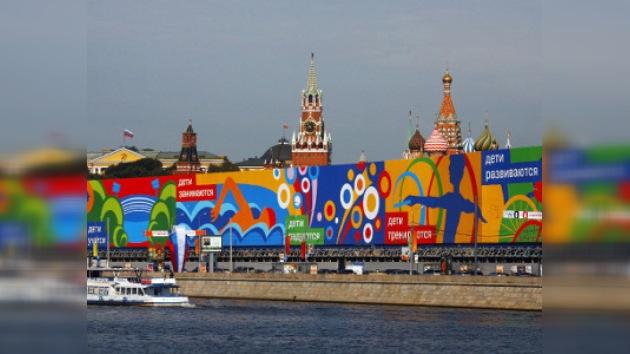Retirarán todos los avisos publicitarios del centro de Moscú