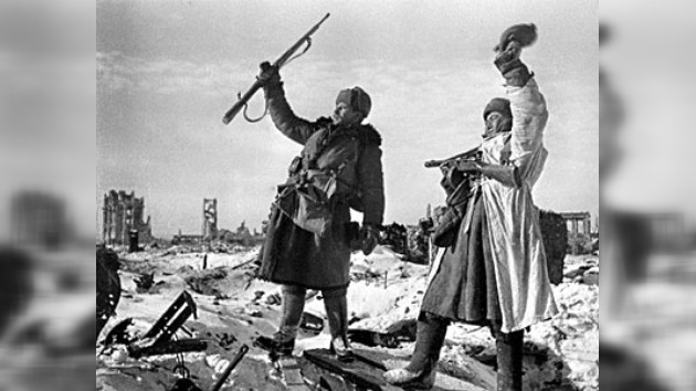 Rusia conmemora el 67º aniversario de la batalla de Stalingrado