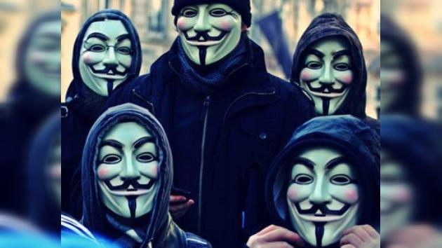 Anonymous asegura que han sido infiltrados por agentes encubiertos