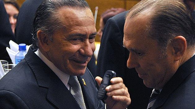 Lino Oviedo, por tercera vez candidato a las presidenciales en Paraguay