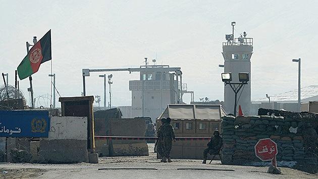 EE.UU. cierra el centro de detención de Bagram en Afganistán