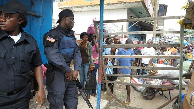 Desinformación letal: Un profesor de EE.UU. asegura a Liberia que Occidente creó el ébola