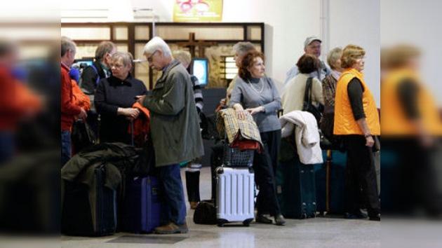 Automatizan las tarjetas de migración en el aeropuerto ruso de Domodedovo