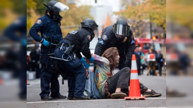 La indig-Nación no tiene patria: 'Ocupa Wall Street' prende en EE. UU., Europa... y Brasil