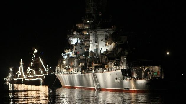 """Rusia decide mantener una escuadra en el Mediterráneo ante """"el aumento de tensión"""""""