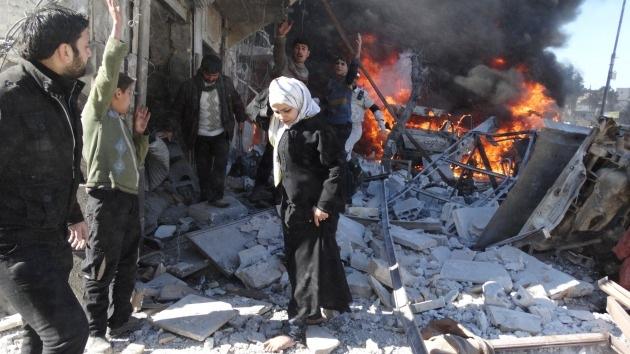 """Stephen Hawking: """"Lo que pasa en Siria es una abominación"""""""