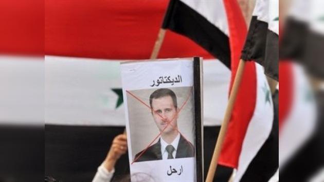 EE. UU. impone sanciones contra el presidente sirio, Bashar al-Assad