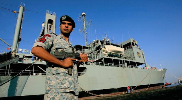 La defensa cibernética protagoniza por primera vez las maniobras navales en Irán