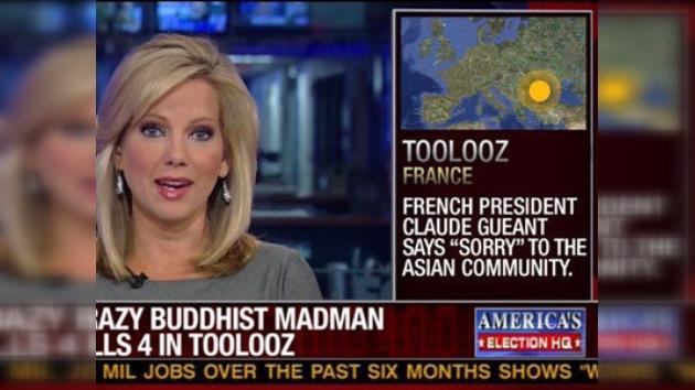 Errores de Fox News respecto al asesino de Toulouse, ¿realidad o montaje?