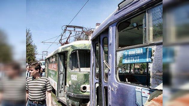 Atentados terroristas en Ucrania: FOTOS