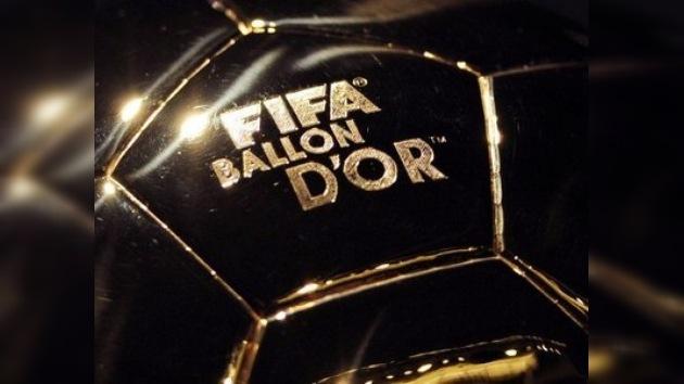 Los candidatos al Balón de Oro 2011