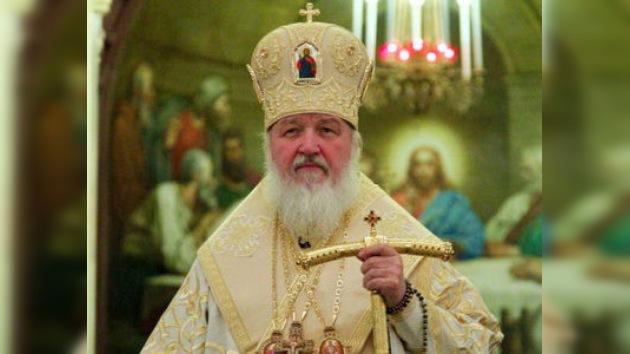 El Patriarca de Moscú se dirigió a los creyentes en su mensaje navideño