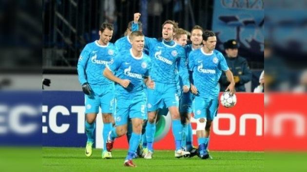 Liga de Campeones: Zenit busca frenar en casa al sorprendente líder APOEL