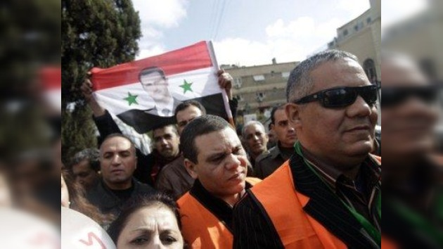 Liga Árabe desmiente las declaraciones de uno de sus observadores sobre Siria