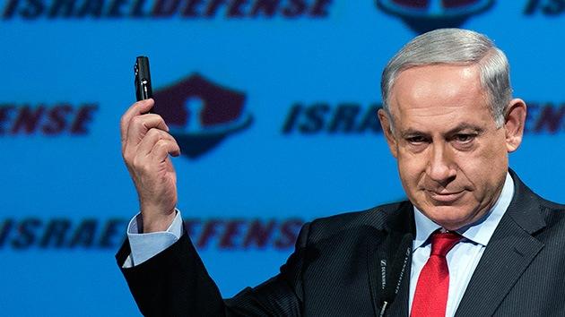"""""""Convertir la maldición en bendición"""": Netanyahu quiere crear 'la ONU' de Internet"""