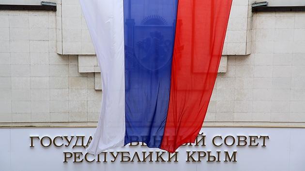 Crimea se dota de una nueva Constitución