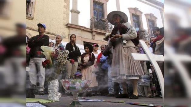 Denuncian que los indígenas mexicanos se suicidan por hambre