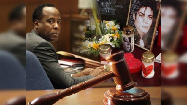 El médico de Michael Jackson todavía no sabe cuál será su sentencia