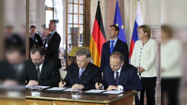 Siemens fortalece su posición en el mercado del transporte de Rusia
