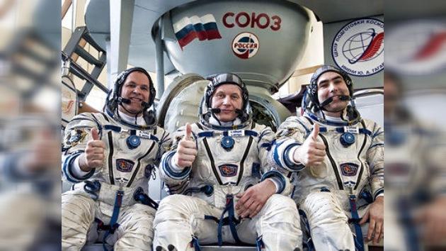 Los cosmonautas también envían sus currículum vítae
